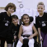 Ryan Buggle Bayside Dance Class Visit 2