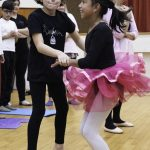 Ryan Buggle Bayside Dance Class Visit 4